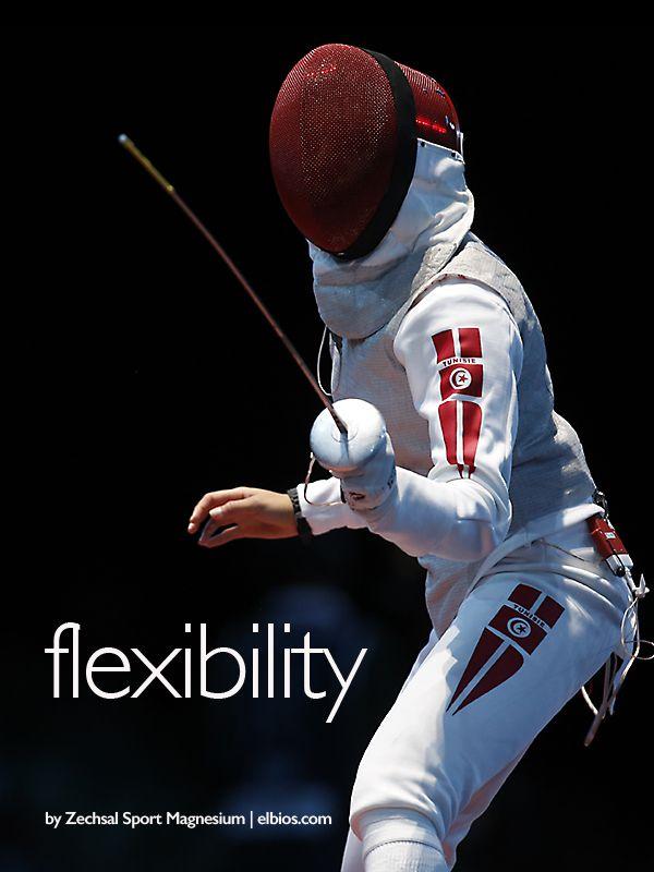 The flexibility