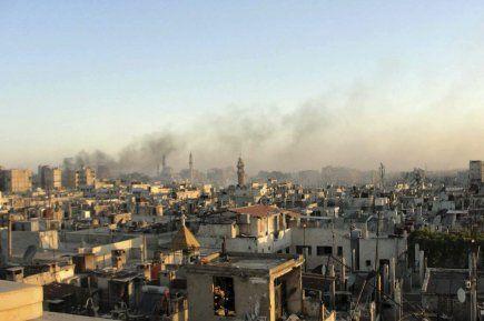 La victoire à Homs de l'armée d'Assad qui intervient après des gains de la rébellion dans le Nord et dans le Sud est un nouveau signe de la volonté des belligérants de se partager la Syrie avant une conférence de paix internationale à Genève.