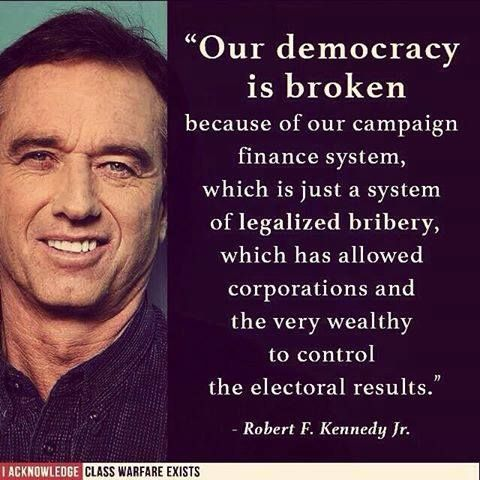 Very true. And health insurance is just legal extortion. Lobbyists are just payroll managers for the Koch brothers.