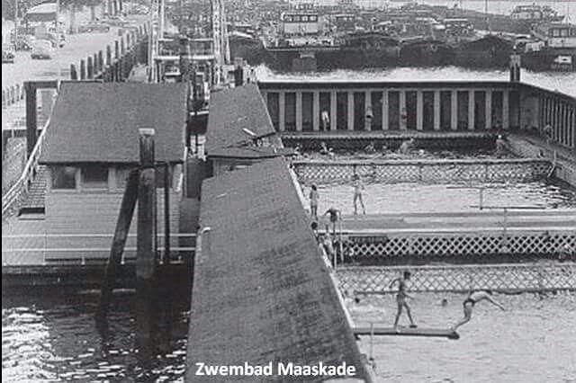 Zwembad Maaskade