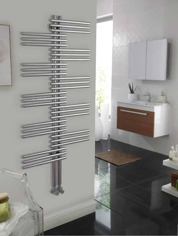 Finesse Designer Radiator 1255mm x 610mm