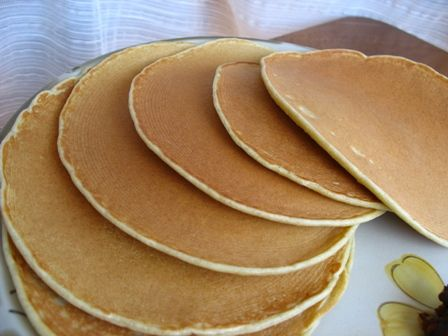 【十割】そば粉パンケーキのレシピ : そば粉deパンケーキカフェ