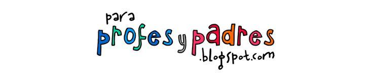 PARA PROFES Y PADRES: blog de recursos imprimibles y digitales