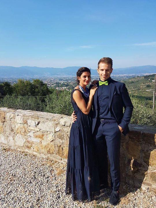 Abbiamo gli accessori giusti per rifinire il tuo look. Laura Lorin Innone ne ha regalato uno al suo ragazzo per un evento speciale! Grazie!  #papillon #fattoamano #matrimonio