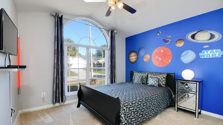 «STAR WARS VILLA» Vacation Rental Home Orlando Florida with The Luxury Villas Orlando.  http://www.theluxuryvillasorlando.com/Page_2.html