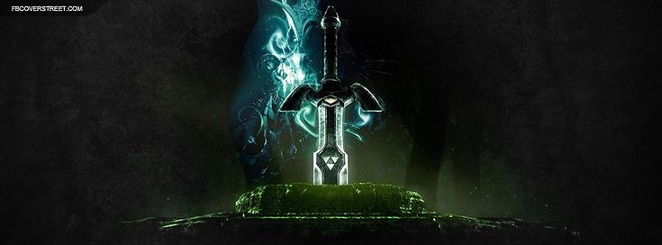 The Legend of Zelda Sword In Stone Picture