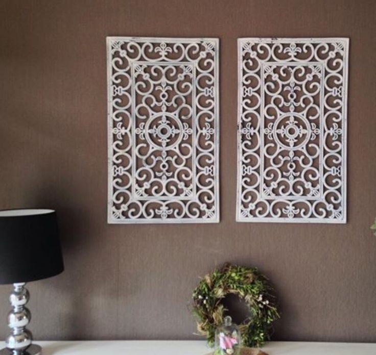 Zelf maken Rubberen matten als wanddecoratie  Deurmat