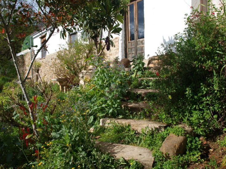 Fachada exterior de la Casa Rural Tai