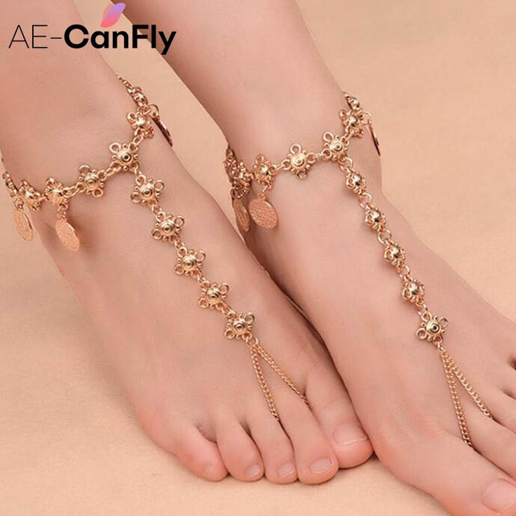 Get The Latest Fashion Jewelry  National Style Personality Coin Tassel Ankle Chain For Women Sandals Mujer Pendant Anklet Bracelet Foot Jewelry AL004     Buy Jewelry At Wholesale Prices!     FREE Shipping Worldwide     Buy one here---> http://jewelry-steals.com/products/national-style-personality-coin-tassel-ankle-chain-for-women-sandals-mujer-pendant-anklet-bracelet-foot-jewelry-al004/    #fashion