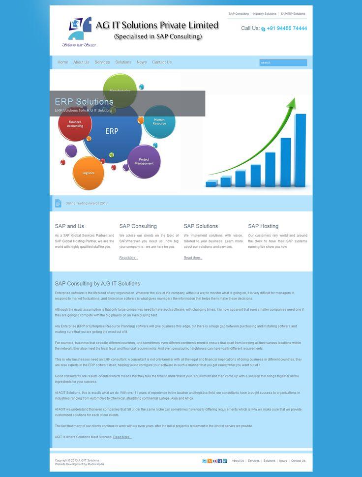 AGIT Website Development
