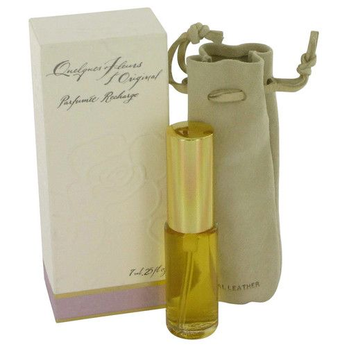 Quelques Fleurs Pure Concentrated Perfume Refilliable 0.25 oz (7 ml) For Women, $107,46