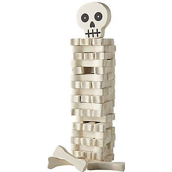 "Game, ""Stack the Bones"" (from Paper Source)"