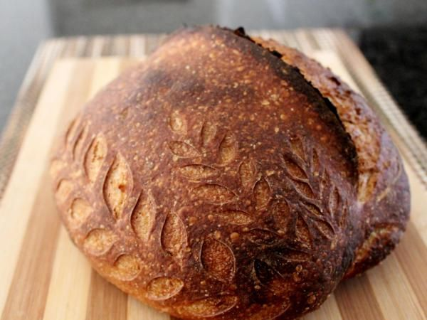 Mostly White Sourdough The Fresh Loaf Sourdough Sourdough