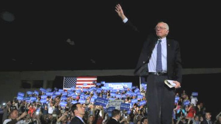 In the race to the White House, Democrat Bernie Sanders surged to victory last night in the Colorado caucus, along with Vermont, Oklahoma and Minnesota. Colorado has a growing Latino population, who make up nearly 15 percent of eligible voters in the state. Most of them are registered Democrats. Caucuses in Colorado are open only to registered party members, and the state added nearly 30,000 registered Democrats in recent months, some of whom reportedly joined the party so they could caucus…
