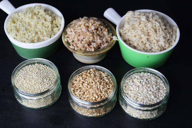 Barley, farro and Quinoa what's the difference?