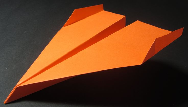 how to make easy paper planes that fly far