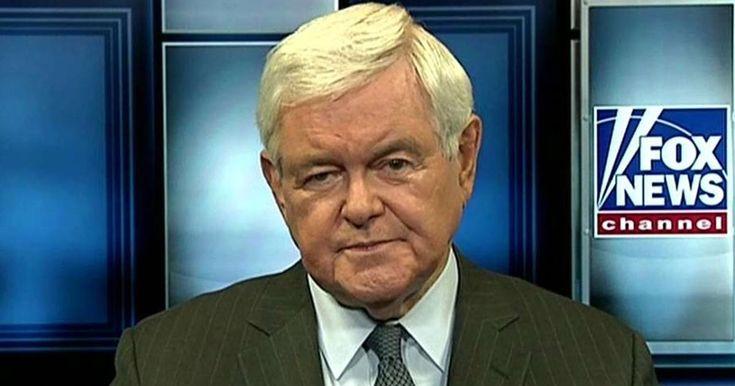 Newt Gingrich predicts GOP landslide in 2018