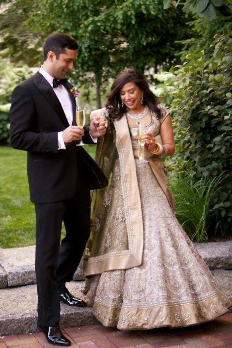 Indian wedding lehenga. Great for the wedding reception.