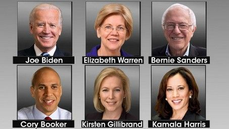 Biden balks, Kirsten walks but 2020 Democratic field taking shape Auditions for 2020 Democratic presidential candidates appear to be in full swing not four months into the Trump administration — with the typical cast of governors and senators positioning themselves while party elders appear to step back.   Among them, former Vice President Joe Biden... http://conservativeread.com/biden-balks-kirsten-walks-but-2020-democratic-field-taking-shape/
