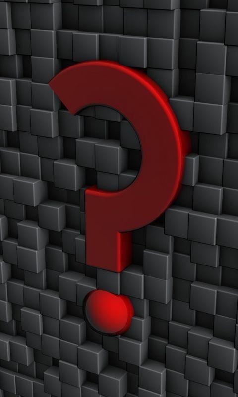 знак, вопрос, пунктуация, стена, форма, металл