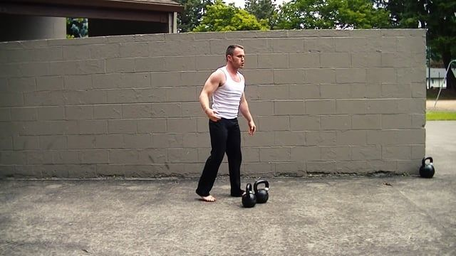"Sneak Peak from ""Turbo Charged Kettlebells"" from Breaking Muscle"