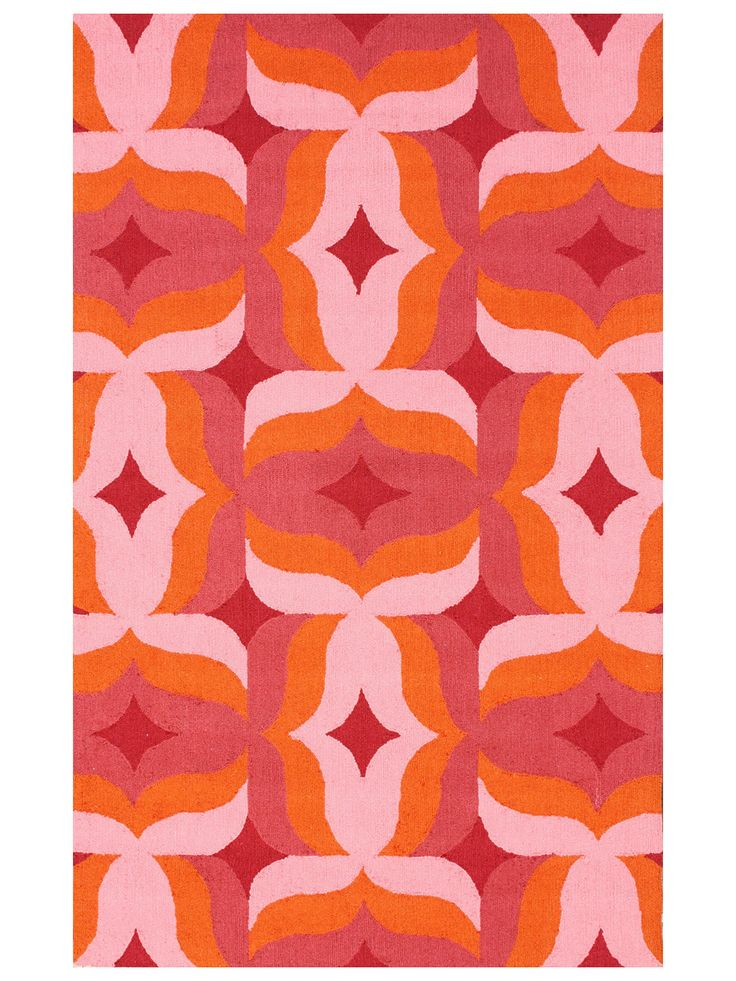 61 best Home Decor - Orange and pink images on Pinterest | Hot pink ...