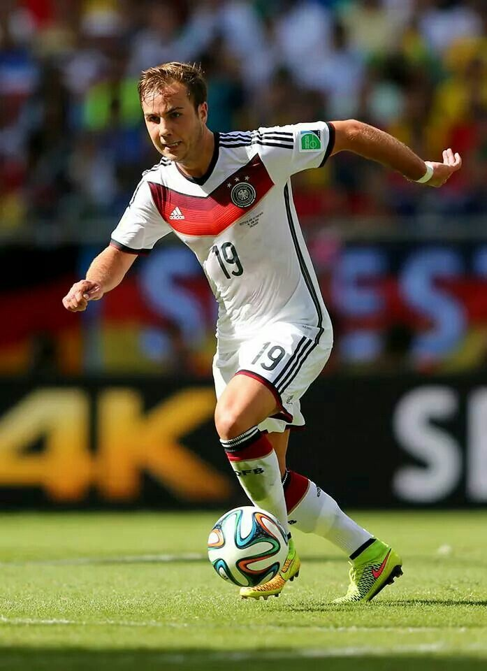 FIFA World Cup 2014 Mario Gotze, Germany Scored Only Goal in Finals