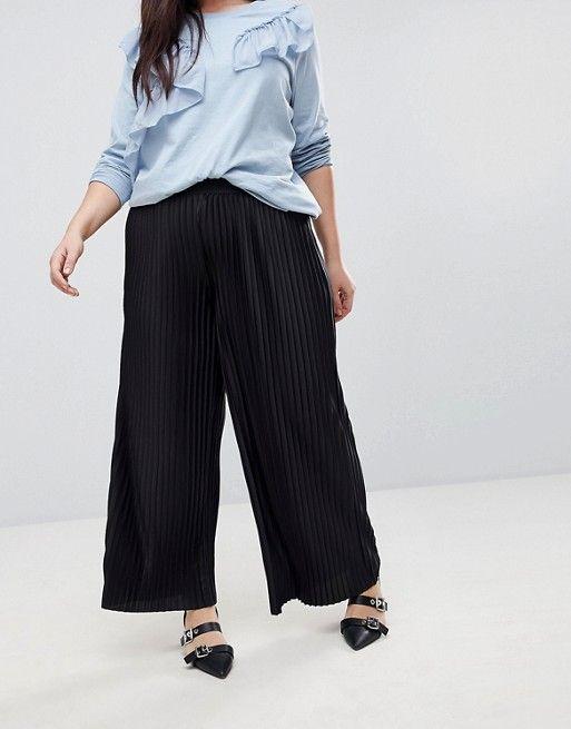 Leg Wide Pinterest Pants Clothing JunarosePleated CeBoxrd