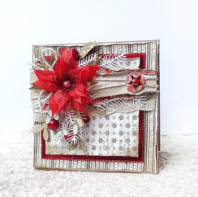 Blog Craft Passion: Już prawie święta... / Almost Christams...