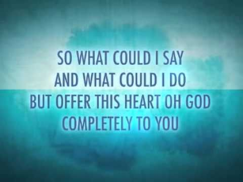 Stand christian song lyrics