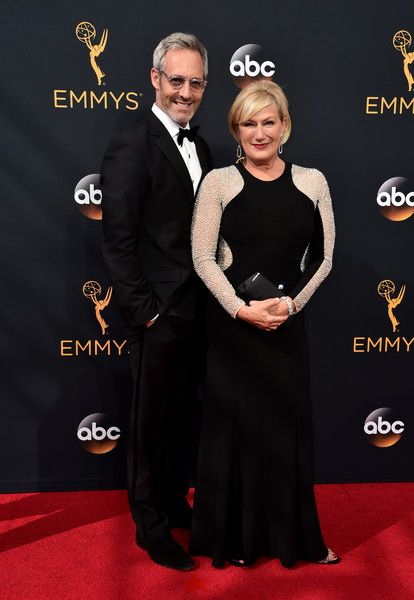 Michel Gill and Jayne Atkinson