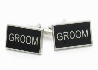 Wedding Cufflinks, for Groom, Best Man, Groomsman, Father of the Bride, Father of the Groom and more. Perfect cufflinks for your wedding.