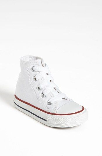 Converse All Star® High Top Sneaker (Baby, Walker, Toddler & Little Kid) available at #Nordstrom