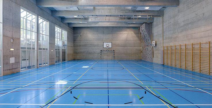 Matte - Sportamt der Stadt Bern – Bern bewegt!
