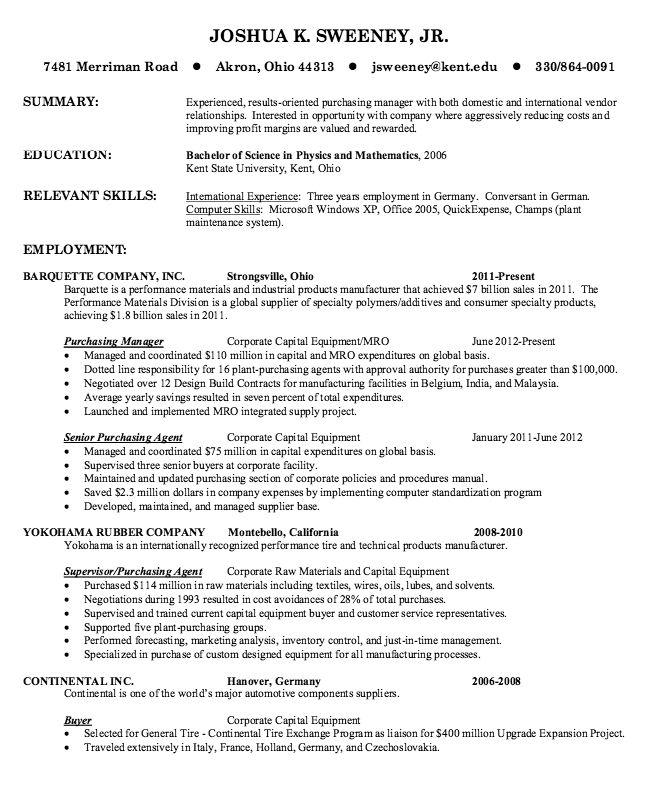 resume building lesson plan