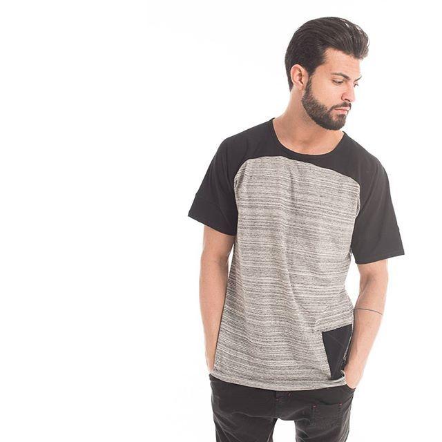 #Tshirt oversize con motivo a #righe! E voi cosa avete scelto per il vostro #Sabato?  #GianVargian #ss16