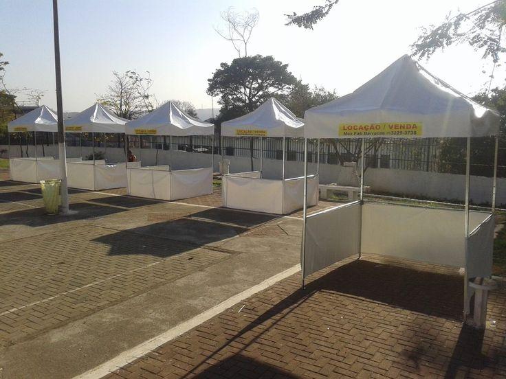 Aluguel De Tendas E Barracas Para Feira Eventos Festas Feira - Capital Centro - no MercadoLivre
