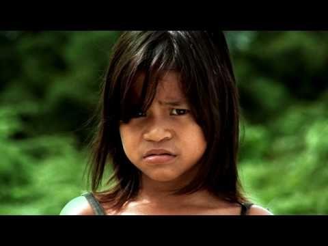 Dove Onslaught(er) Campaña para detener la industria de aceite de palma de la destrucción de los Bosques del Paraíso.