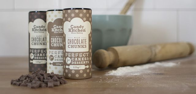 Candy Kitchen Home Baking Inclusions on Packaging of the World - Creative Package Design Gallery