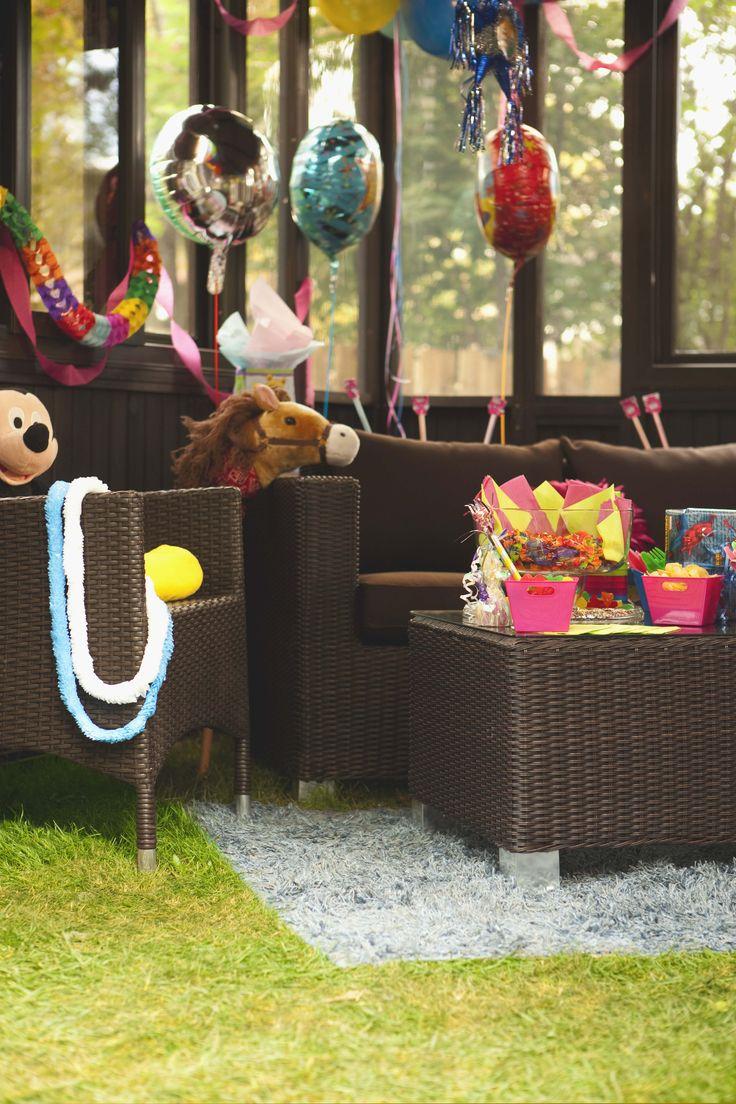 Le outdooring : un mariage parfait entre les meubles de jardins et l'aménagement de salons extérieurs.