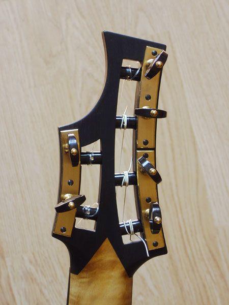modern nylon guitar - Buscar con Google