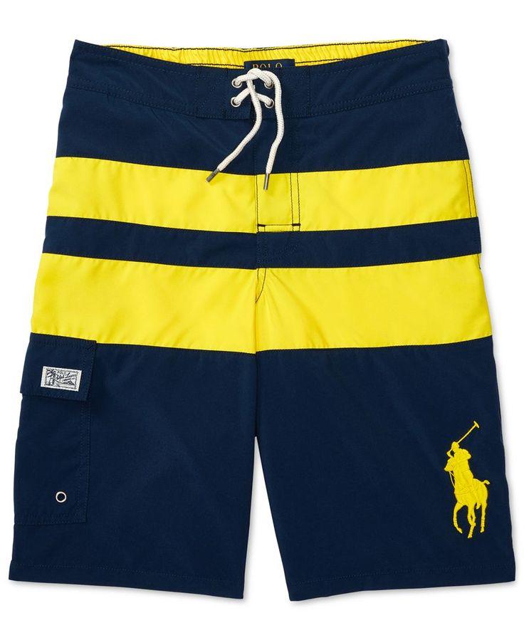 Ralph Lauren Board Shorts, Big Boys (8-20)