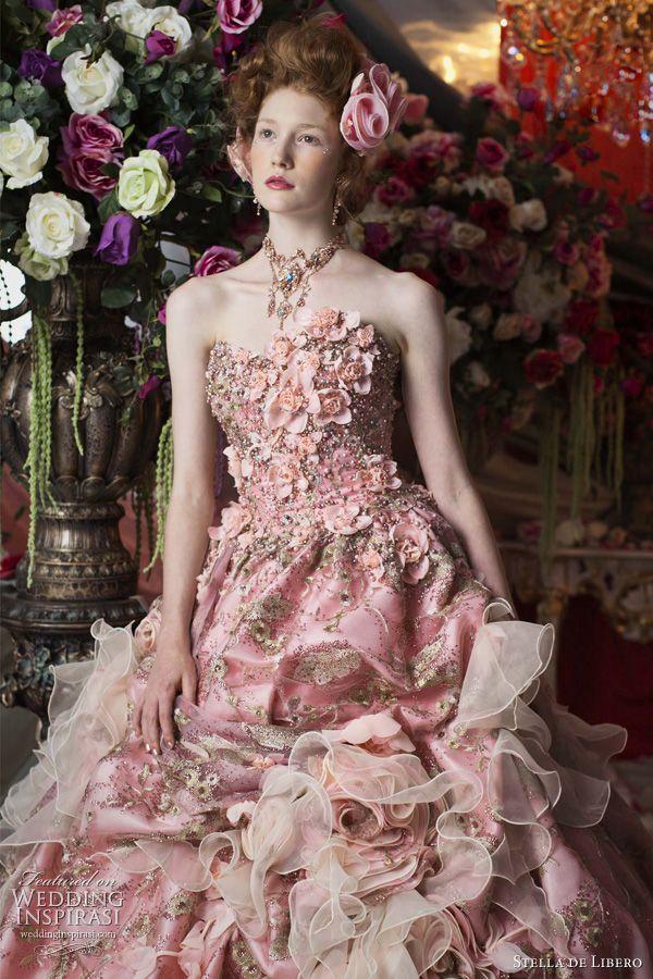 23 mejores imágenes de Weeding Dresses en Pinterest | Estilo coreano ...