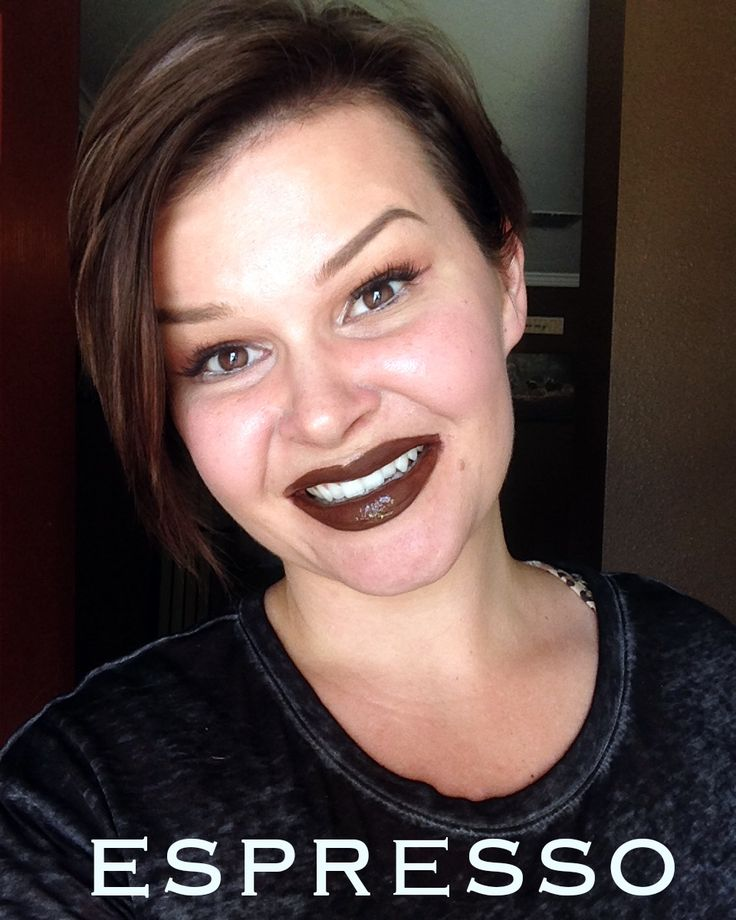 Trying New Things Brand New Dark Brown Matte Lipstick