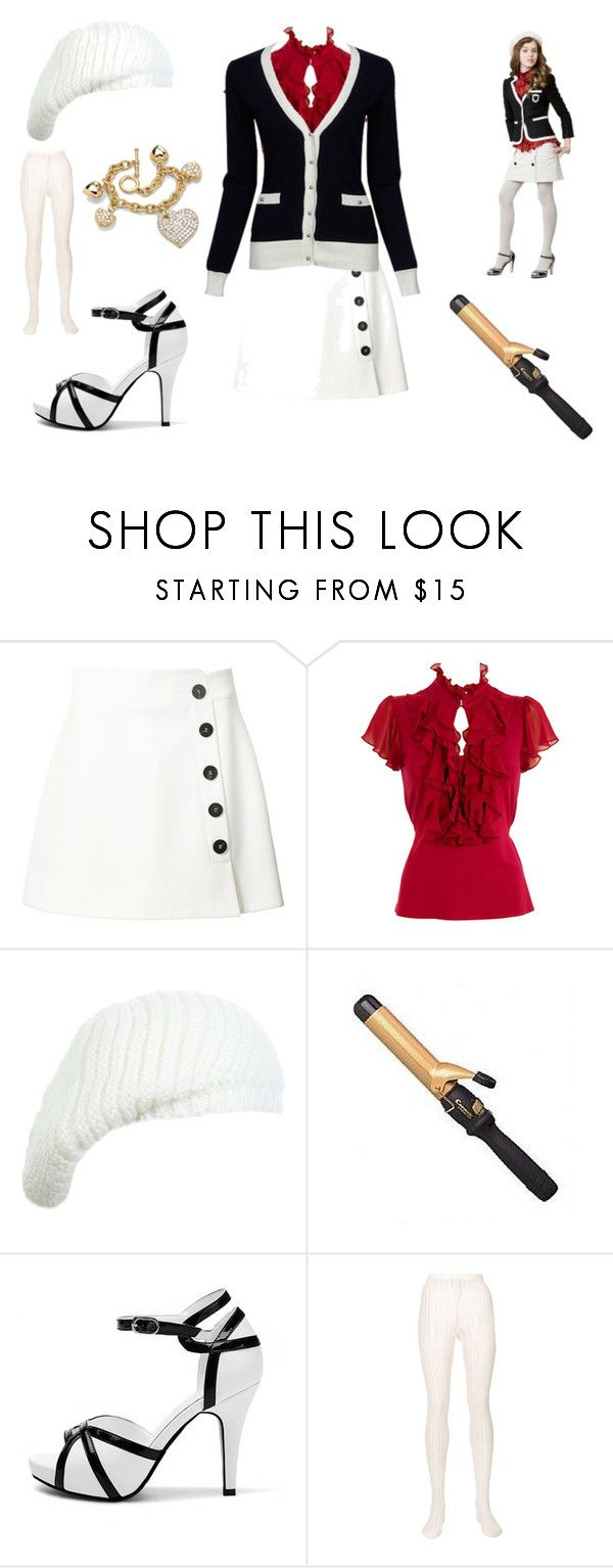 """""""Massie Block - Outfit #2"""" by ms-emilybrown on Polyvore featuring Misha Nonoo, Debenhams, Forever 21, Miss Selfridge, BaByliss Pro, Philosophy di Lorenzo Serafini and Palm Beach Jewelry"""
