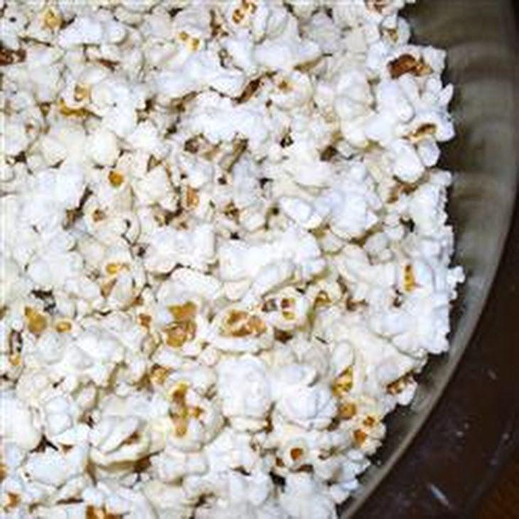 Bacon Popcorn | Finger Foods | Pinterest