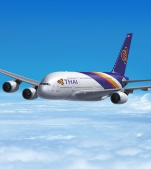 Thai Airways Aircraft & Inflight Product Guide