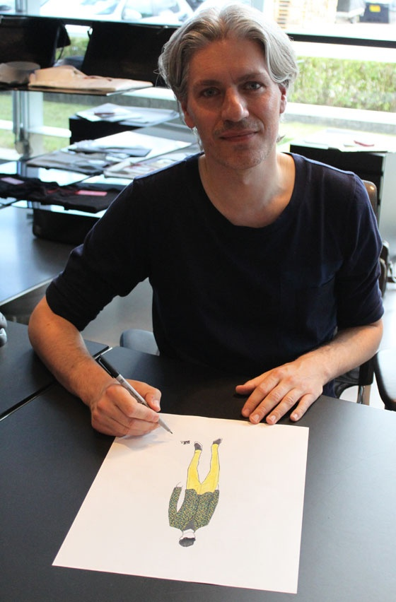Repin & win this exclusive 'money cant' buy' hand signed fashion sketch from  HUGO menswear designer Bart de Backer! Follow HUGO BOSS on pinterest and repin this picture to one of your boards. A lucky winner will be drawn on July 21st, 2012 and contacted according to the information on their pinterest profile. Good luck! Terms & Conditions: http://www.hugoboss.com/documents/Terms_Conditions_Pinterest_HUGO_Fashion_Show.pdf