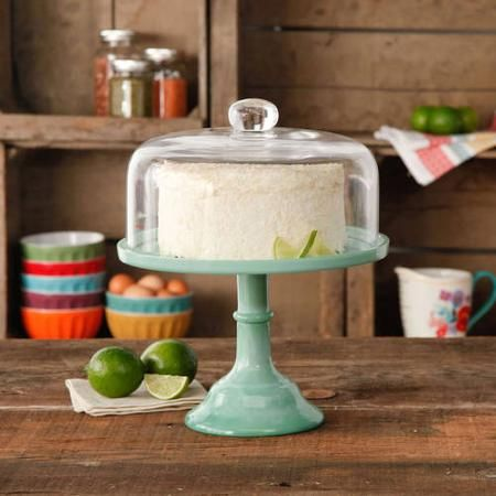Ree Drummond Cake Stand And Cover