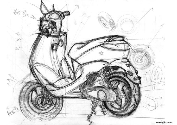 best 25  bike sketch ideas on pinterest